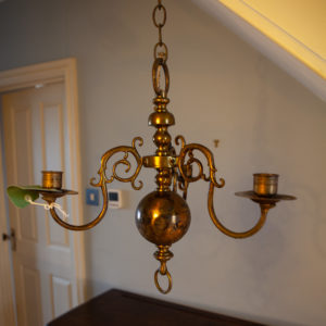 dutch style chandelier