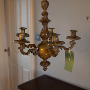dutch style good 4 arm chandelier